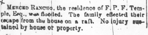 Excerpt from Los Angeles Star, 1/25/1862.