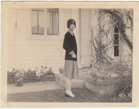 Young woman, ca. 1920s