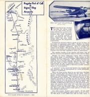 Maddux pamphlet map