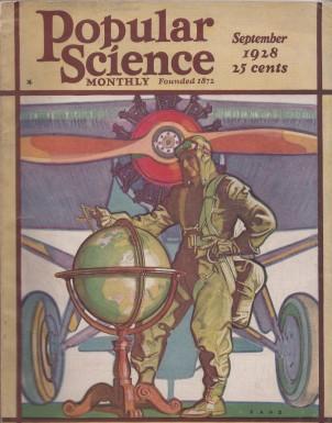 Popular Science Aviation