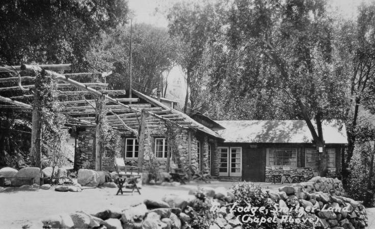 Switzer-land Lodge in the 1920s