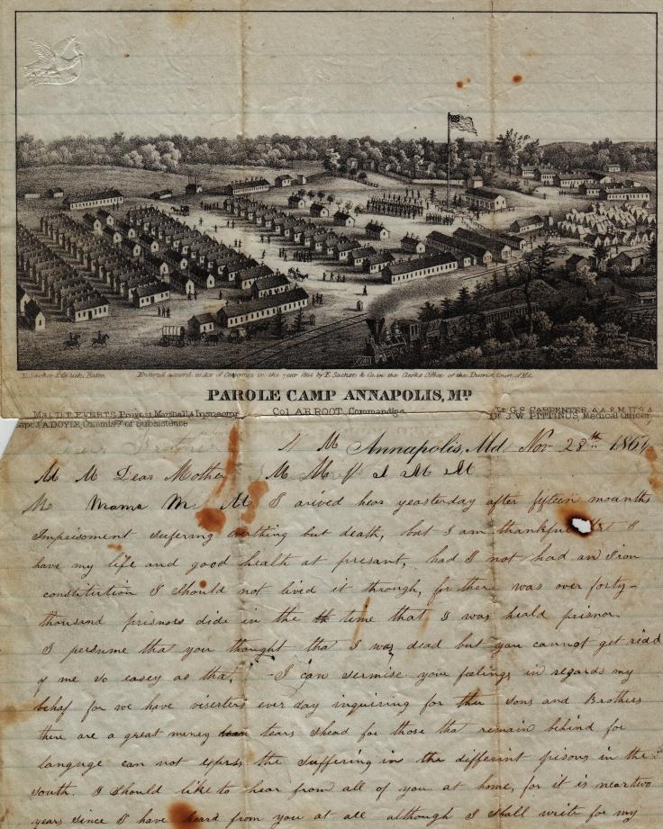 CM Jenkins letter 28Nov64 p1