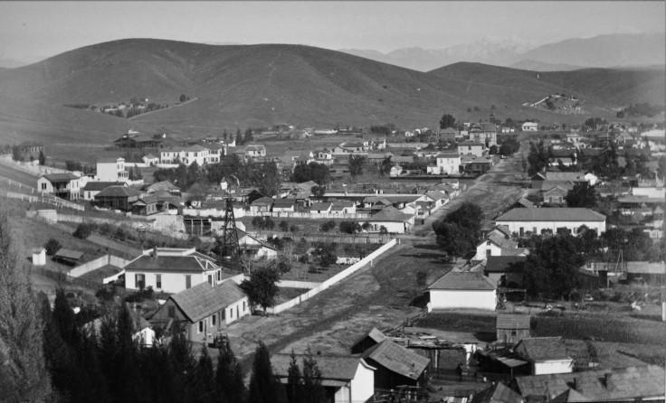 LA north to Elysian Park 1880s