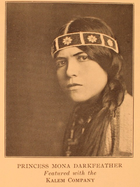 Mona Darkfeather 1914
