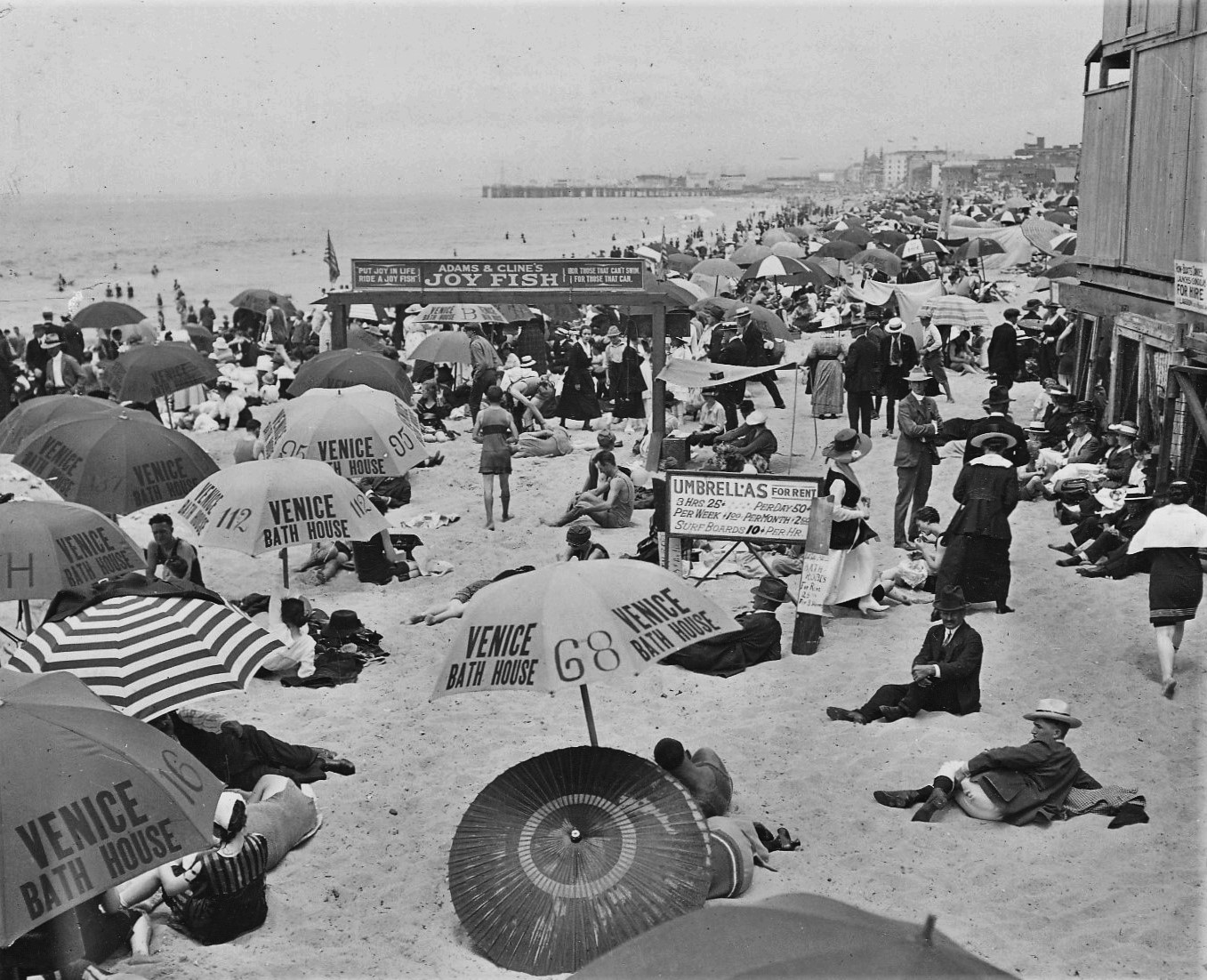 at our leisure on venice beach 1910s the homestead blog