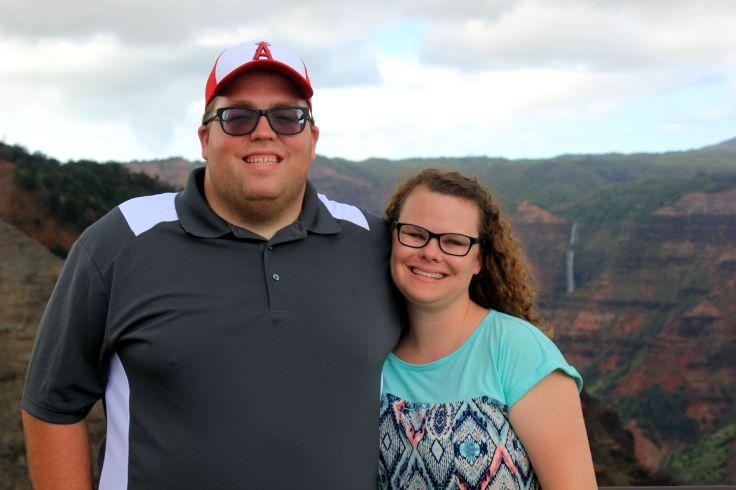 Bethanie and Travis - Hawaii 2016