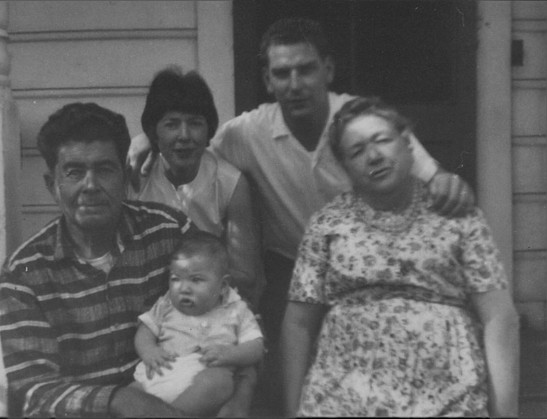 Espeseth family 1960s