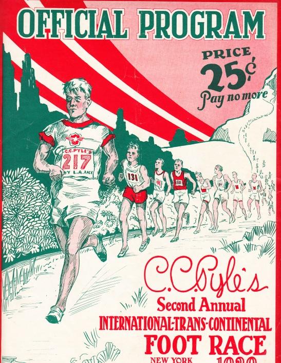 Pyle Foot Race program cover 1929.jpg