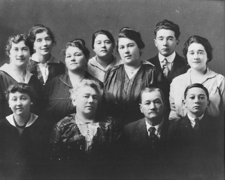 Rozas family ca 1920s