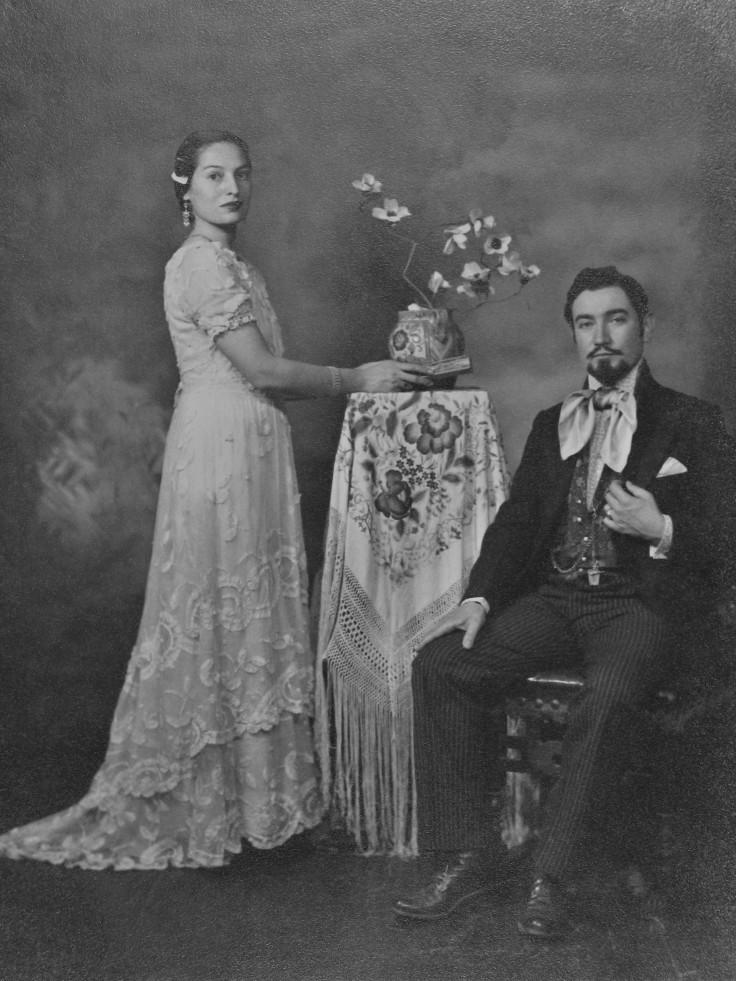 Thomas & Gabriela Temple 1934