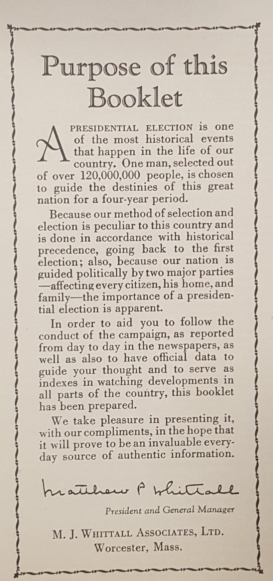 1928-campaign-pamphlet-purpose