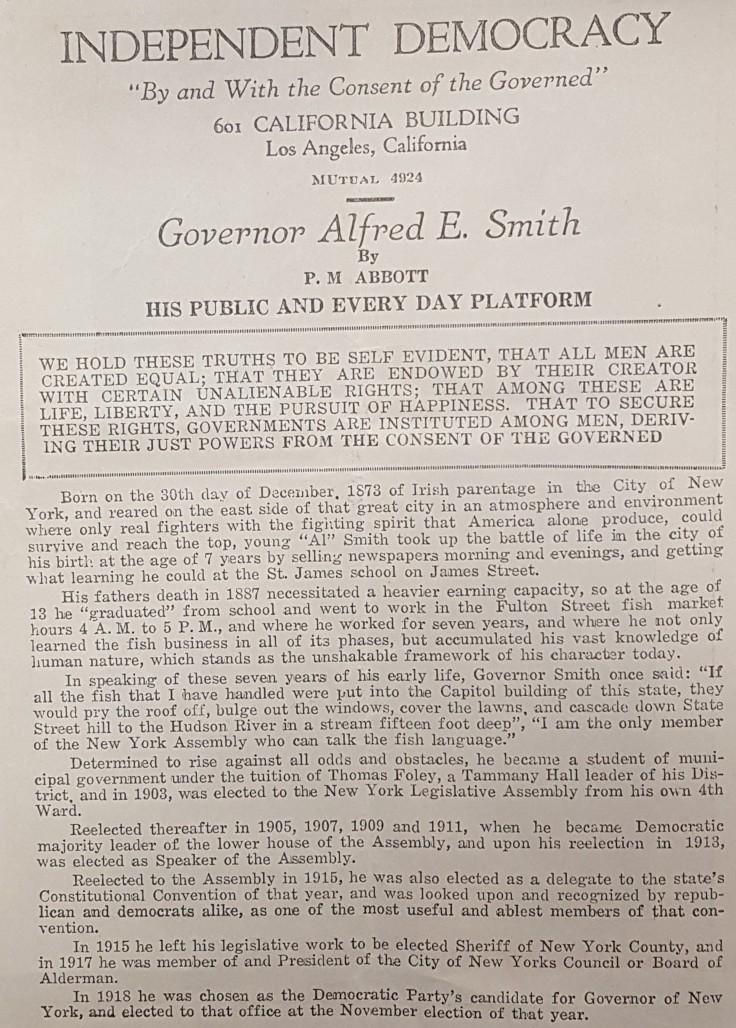 pro-smith-pamphlet-page-1