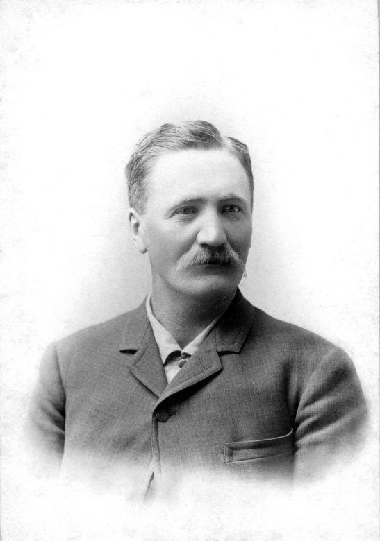 Portrait Of Alpheus Ledbetter 2011.133.1.1