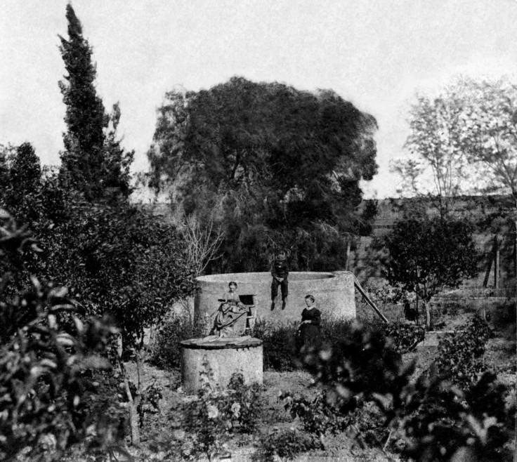 SV 58 Bixbys Residence Garden View 2013.266.1.1
