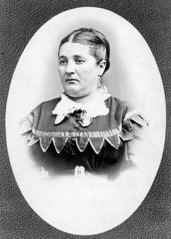 Cabinet Card Maria Guadalupe Zamorano De Dalton Wife Of Henry Da