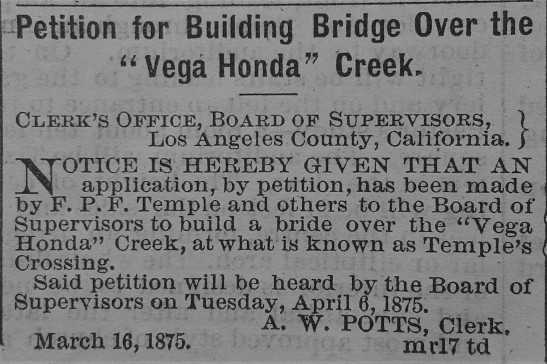 Vega Honda bridge Herald 24Mar75