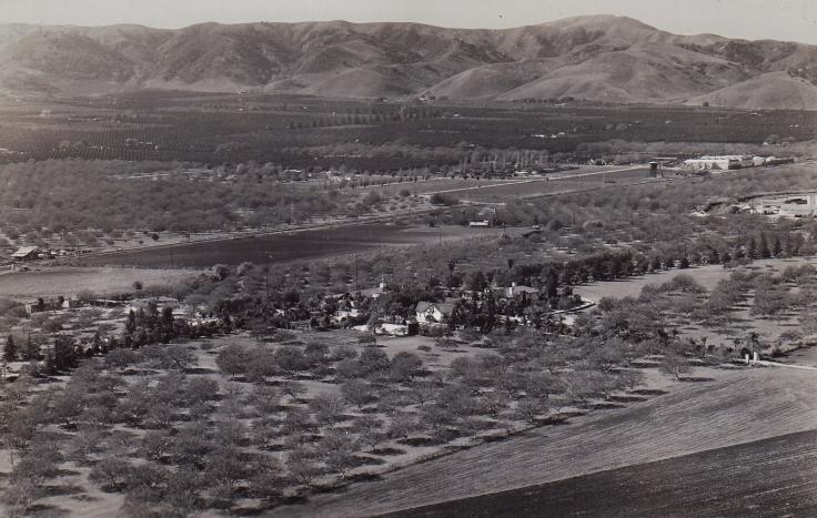 Homestead Aerial 1941