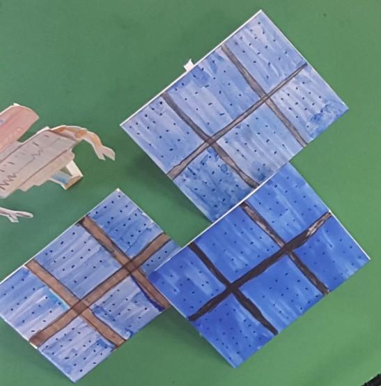 Arthur Lin solar panels