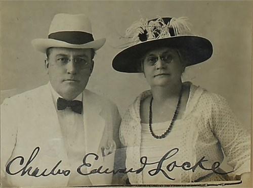 Charles and Mrs. Locke