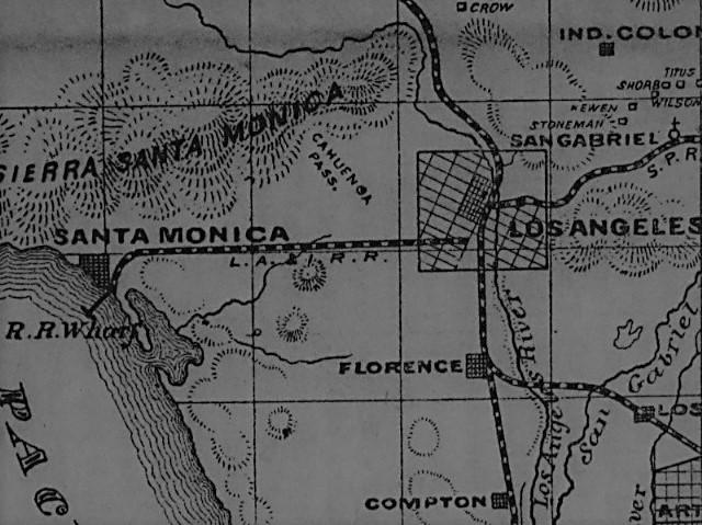 LA and I line 1877