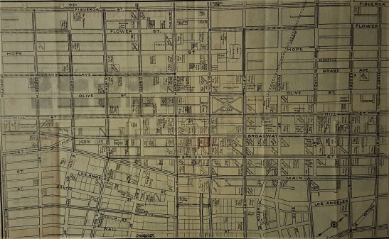 LLA Downtown Map 1925 whole