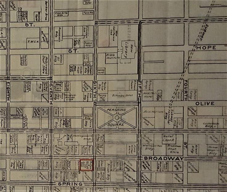 Pershing Square 1925