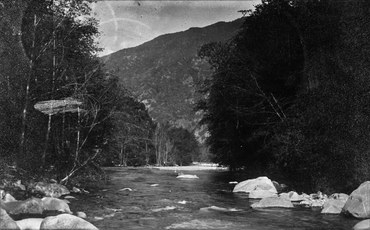 San Gabriel River ca. 1920s