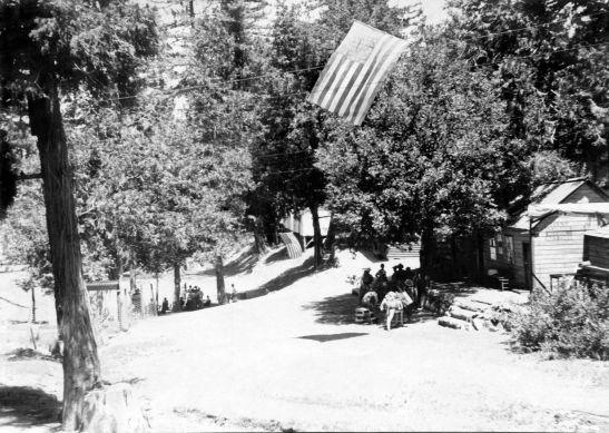 Strains Camp Mt Wilson 2011.323.1.1