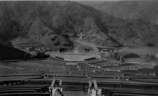 Hollywood Bowl pre shell 1920s