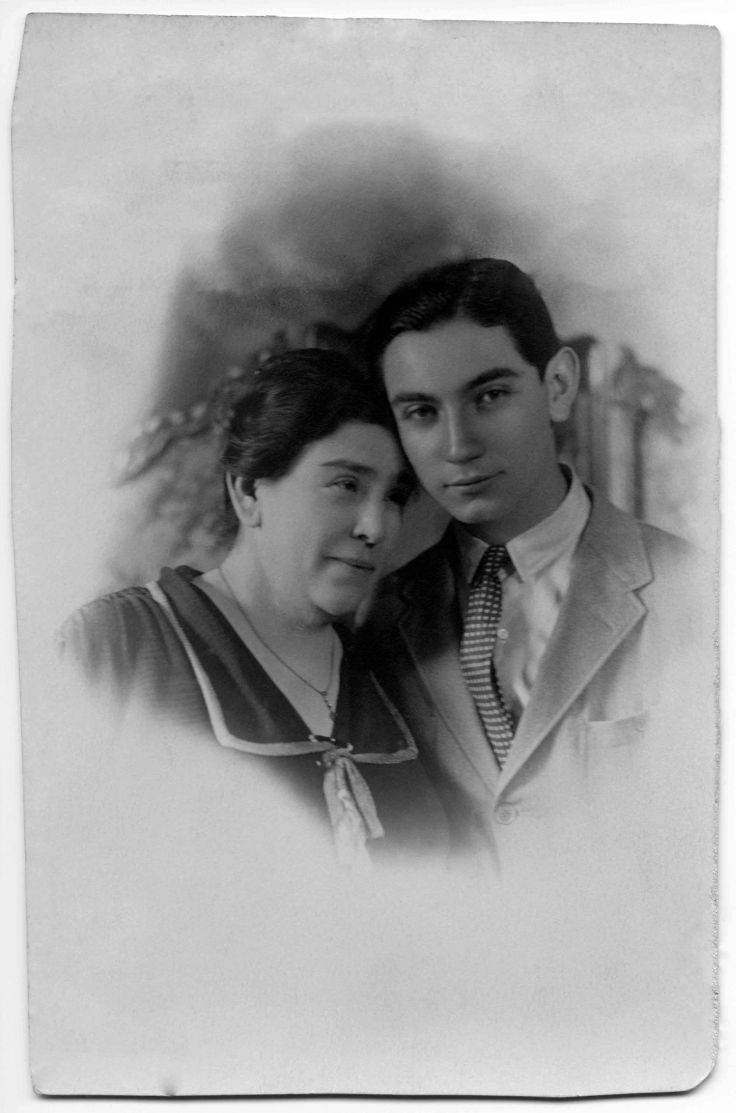 Laura And Thomas Temple ca 1922 80.19.79.1