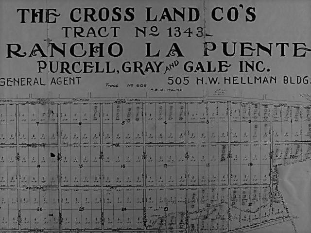 Cross Land Company 3