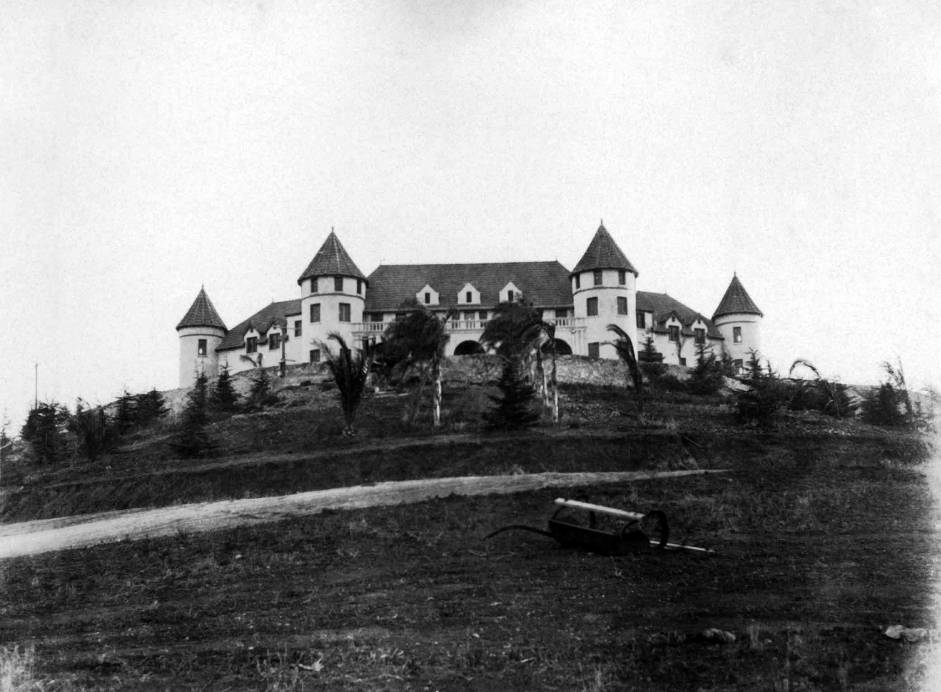 No Place Like Home The Dupuy Mansion Alhambra 1920s The