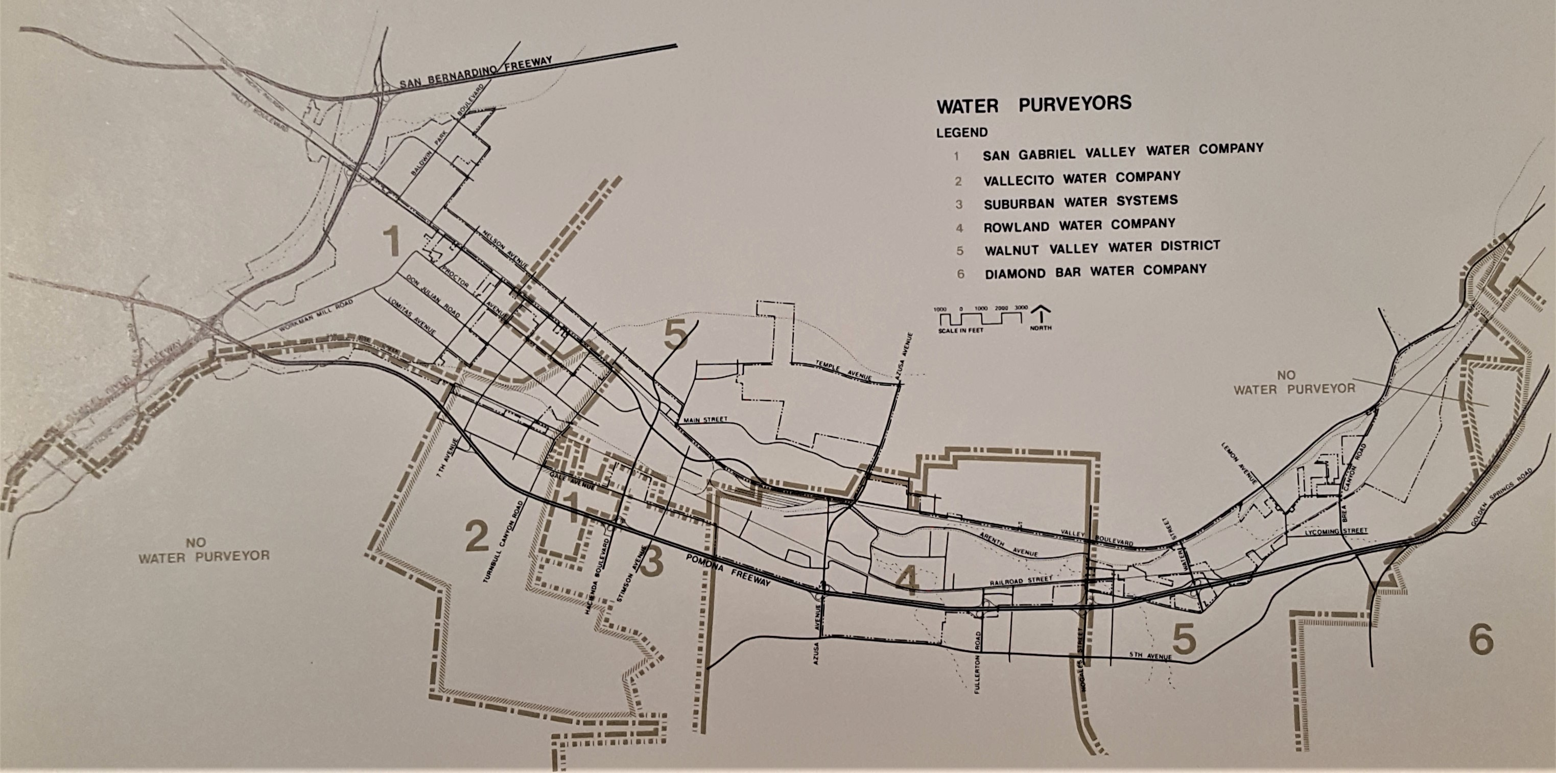 Time Capsule Tuesday The City of Industry General Plan 1971