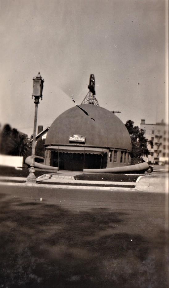 Brown Derby LA 1928
