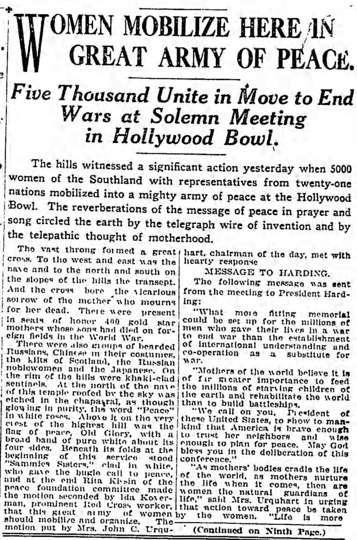 Womens World Peace_Times_Nov_12__1921_