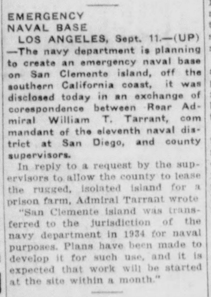 SC Island naval plans SA Register_Sep_11__1935_