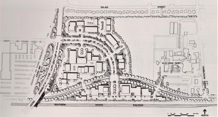 Time Capsule Tuesday City Of Industry General Plan Implementation