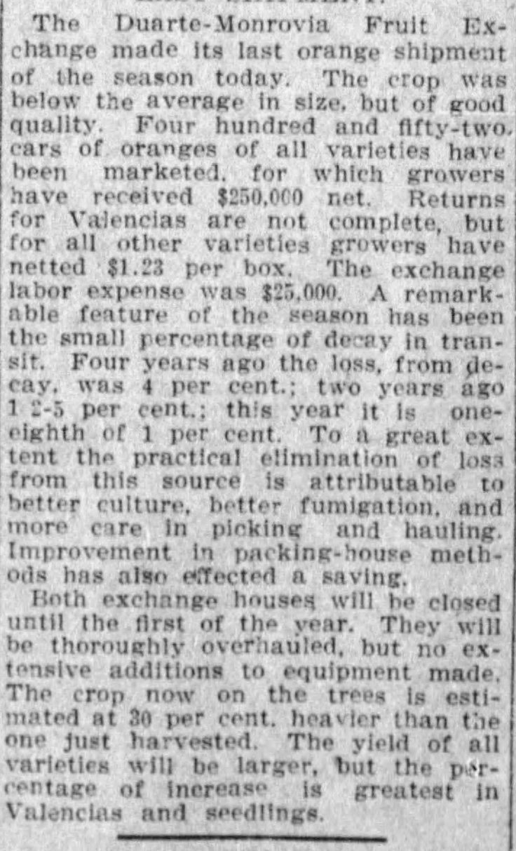 End of season LA Times_Sep_9__1910_