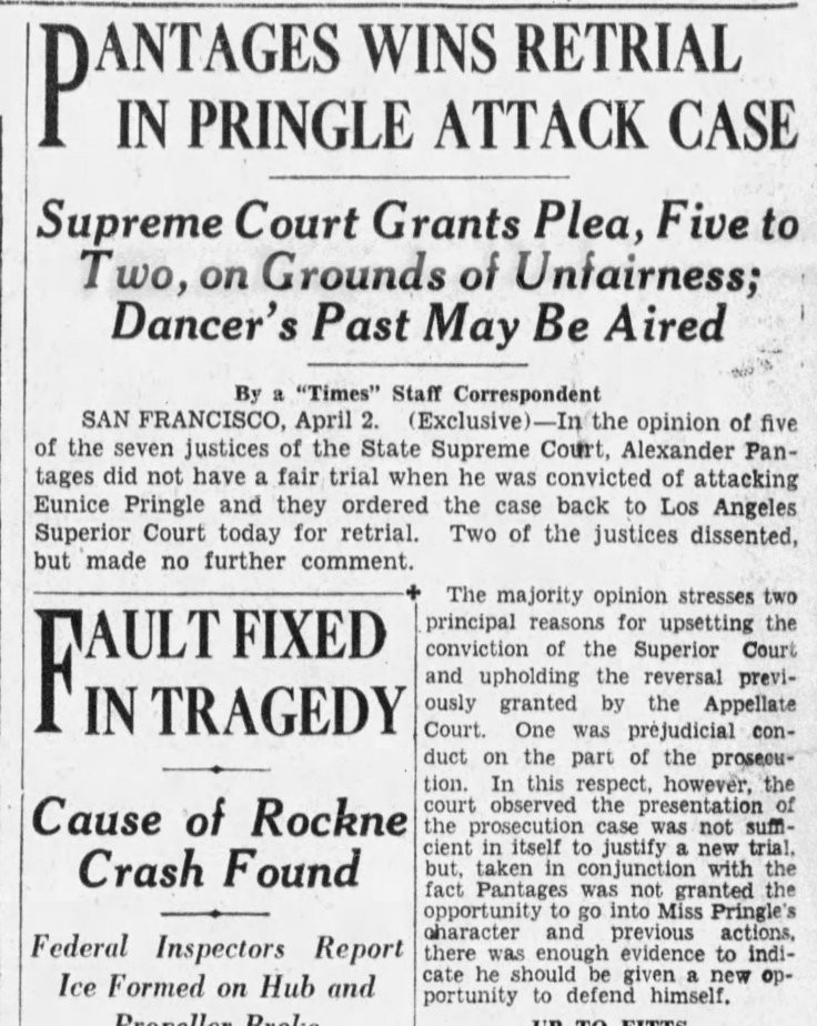 Pantages retrial LA_Times_Apr_3__1931_