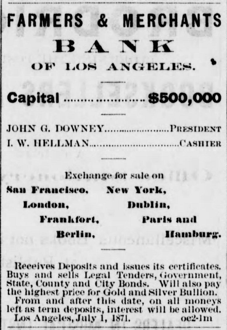 Downey F&M ad Herald_Oct_22__1873_