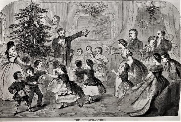 Christmas History America The Homestead Blog
