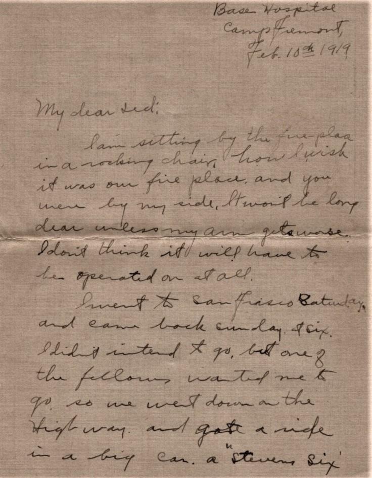 Bernard letter p1