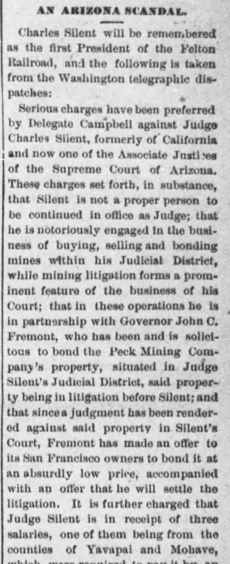 Arizona Scandal Santa_Cruz_Weekly_Sentinel_Sat__Apr_24__1880_