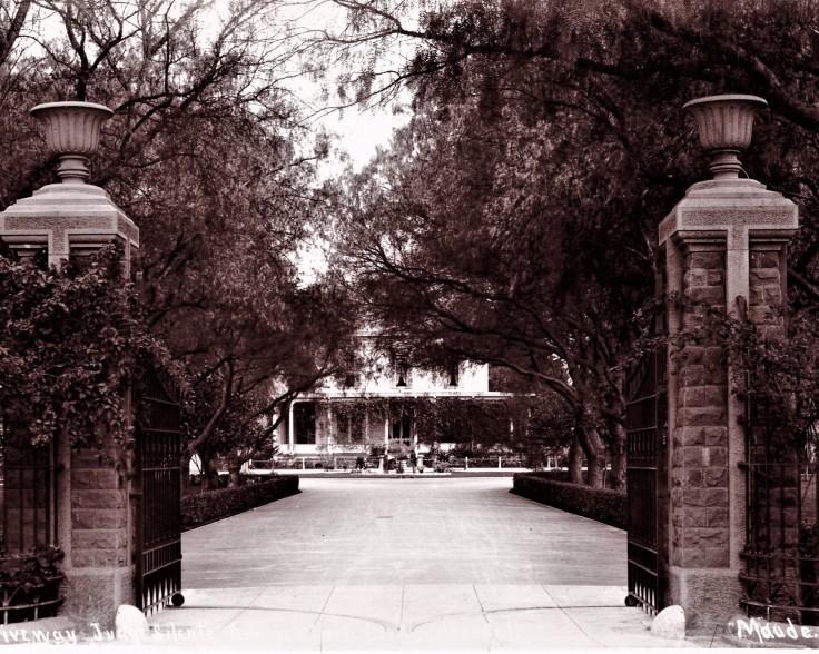Silent home LA F.H. Maude 1890s