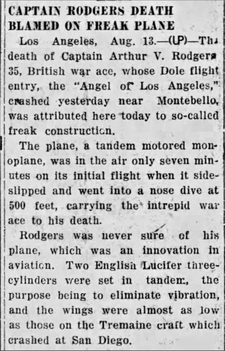 Freak plane The_Hanford_Sentinel_Sat__Aug_13__1927_.jpg
