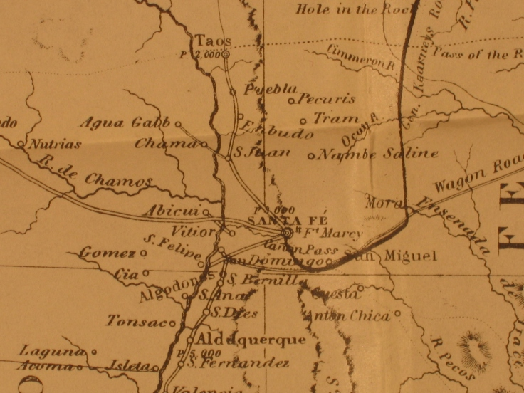 New Mexico 1847