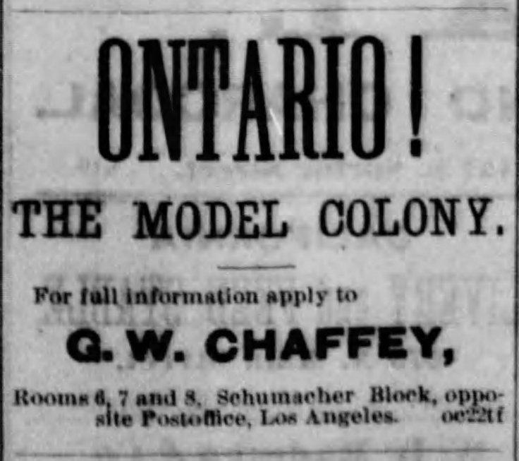 Ontario ad Los_Angeles_Herald_Wed__Oct_22__1884_