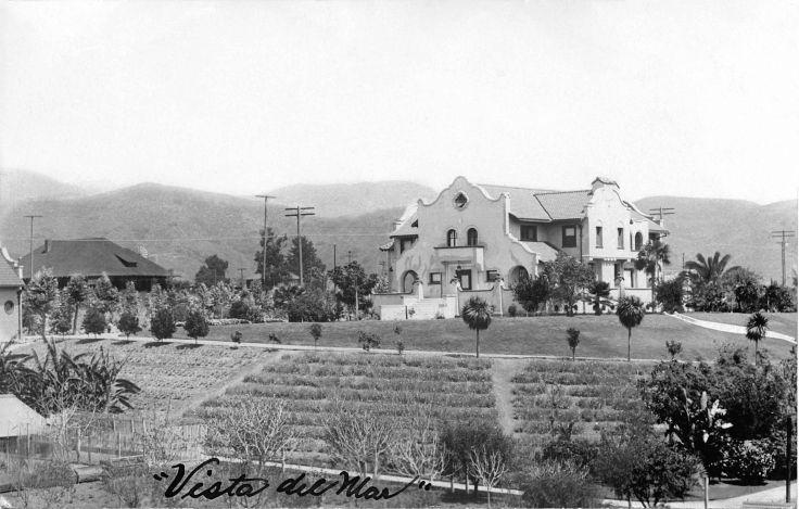 RPPC Vista Del Mar Residence Hollywood 2013.838.1.1