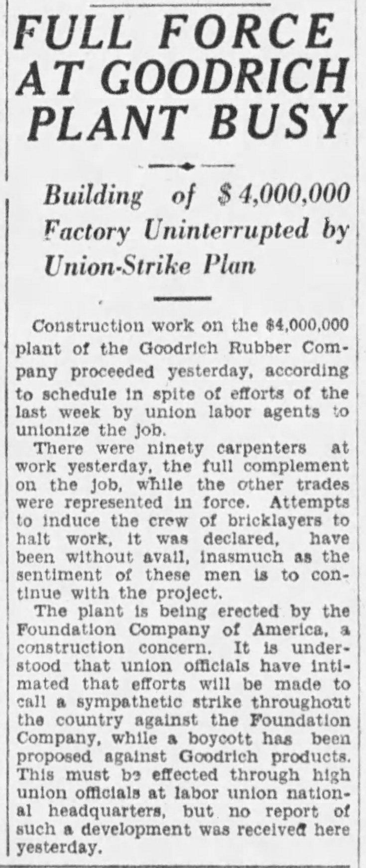 Goodrich plant union problems The_Los_Angeles_Times_Sat__Nov_5__1927_