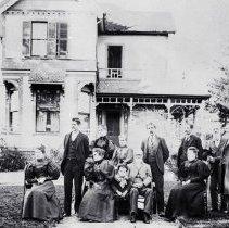 DWC Sawyier family Bradford Arthur House Monrovia